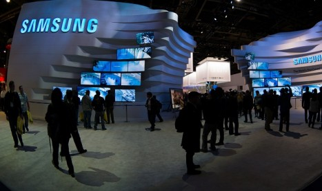 Samsung Reports An Increase In Operating Profits