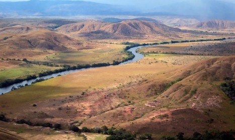 Brazil's Economy Threatened By Water Drought