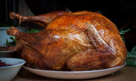 Thanksgiving Dinner Costs Slightly Up From Last Year