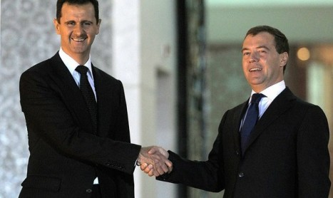 Syrian President Assad Says He's Open to Dialogue with Washington