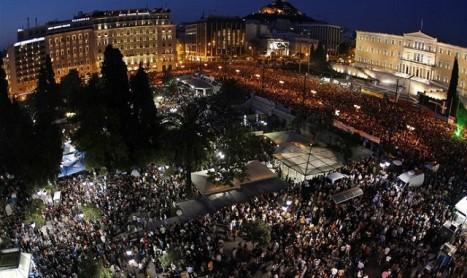 Greece Dilemma: Greek Economists vs. Krugman and Stiglitz