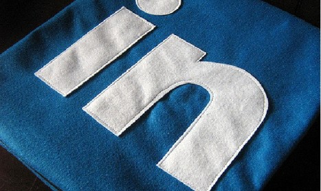 LinkedIn shares Plummet 40% as Market Crashes