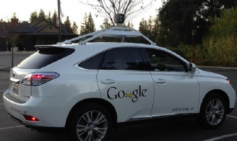 Iowa County Gives Driverless Cars A Green Light