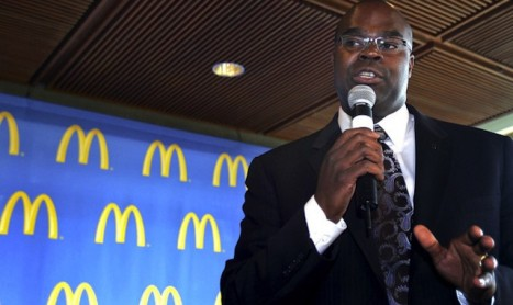 McDonald's CEO Don Thompson to Step Down