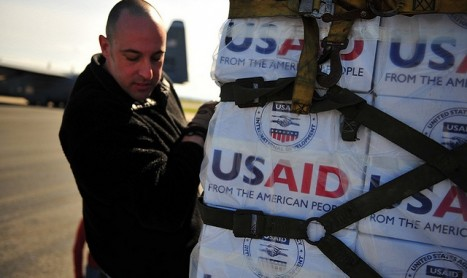 The World Food Program: 4.1 Million Syrians Received Food Aid Last Month